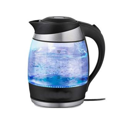 آب دادن چای ساز-